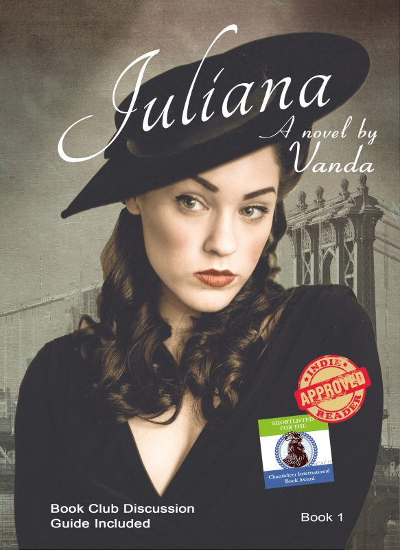 Juliana (Book 1: 1941-1944)